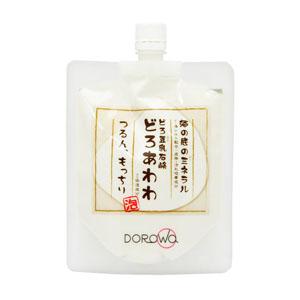 噂のコスメ 健康コーポレーション どろ豆乳石鹸 どろあわわ 110g【特価商品】
